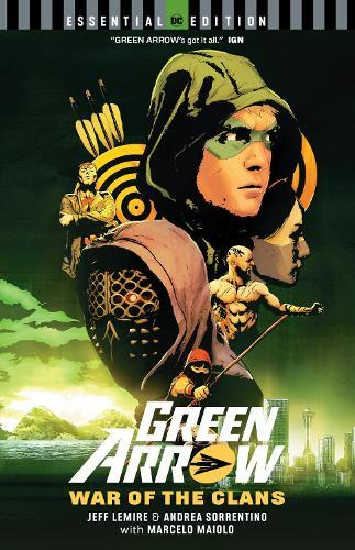 Green Arrow: War of the Clans