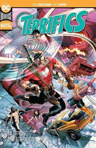The Terrifics Volume 2: Tom Strong and the Terrifics