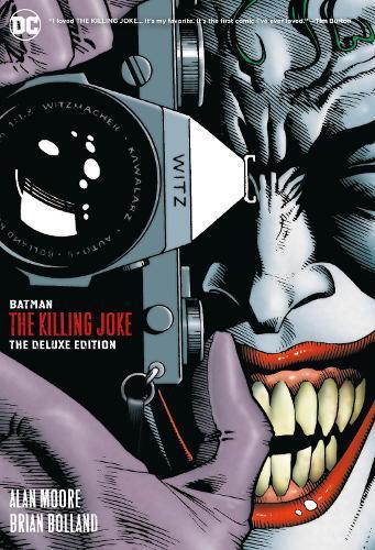 Batman: The KillingJoke(Deluxe)