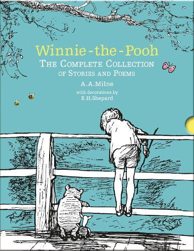 Winnie-the-Pooh: The Complete Collection of StoriesandPoems