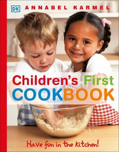 Children's First Cookbook: Have Fun intheKitchen!