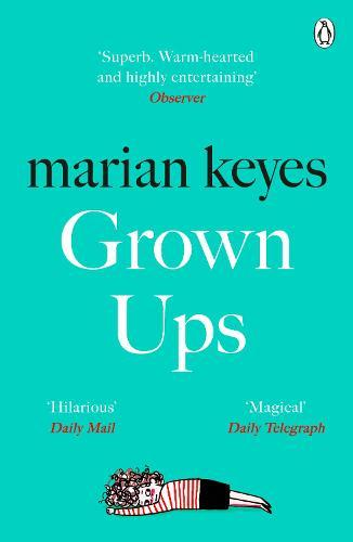 Grown Ups: The Sunday Times No 1Bestseller2020