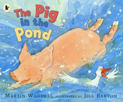 The Pig inthePond