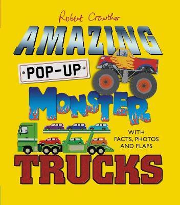 Amazing Pop-up MonsterTrucks