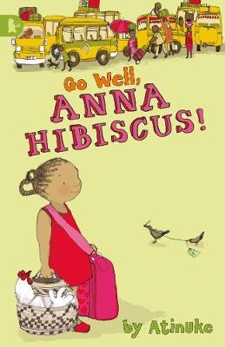 Go Well,AnnaHibiscus!