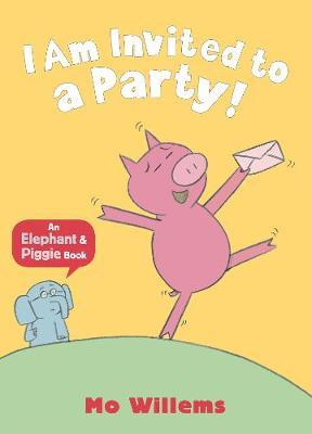 I Am Invited toaParty!
