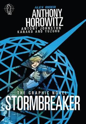 StormbreakerGraphicNovel