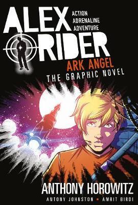 Ark Angel: TheGraphicNovel