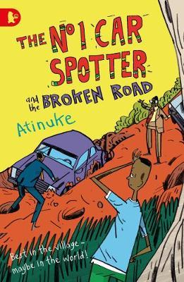 The No. 1 Car Spotter and theBrokenRoad