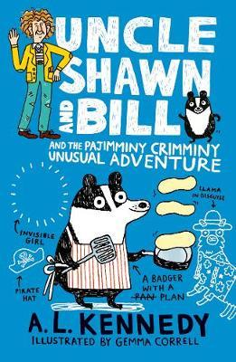 Uncle Shawn and Bill and the Pajimminy-CrimminyUnusualAdventure