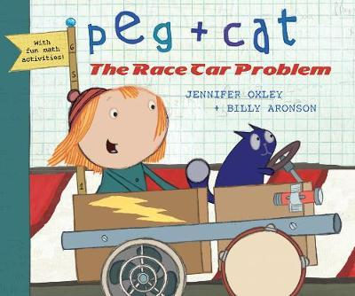 Peg + Cat: The RaceCarProblem