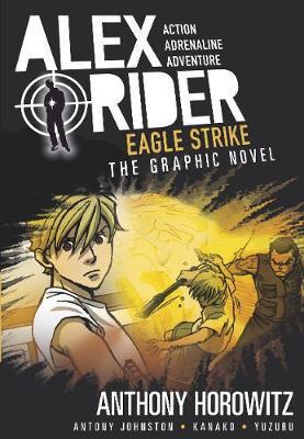 Eagle StrikeGraphicNovel