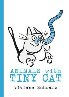 Animals with Tiny Cat