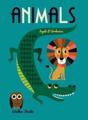 Animals: A stylish big picture book for all ages