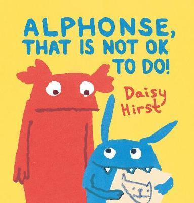 Alphonse, That Is Not OKtoDo!