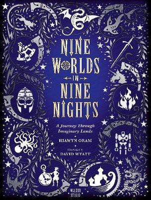 Nine Worlds in Nine Nights: A Journey ThroughImaginaryLands