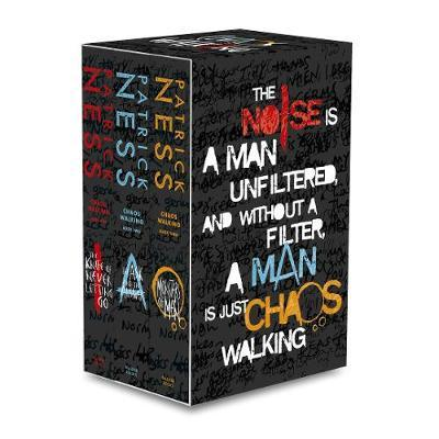 Chaos Walking 10thAnniversarySlipcase