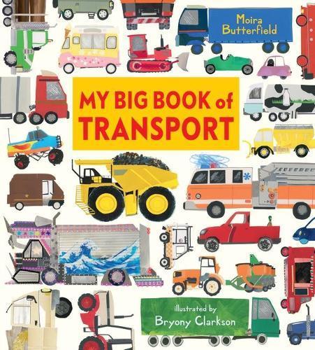 My Big Book of Transport