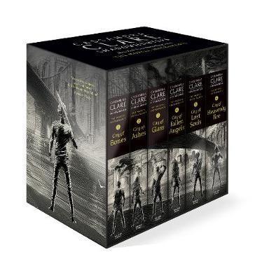 The Mortal InstrumentsBoxedSet