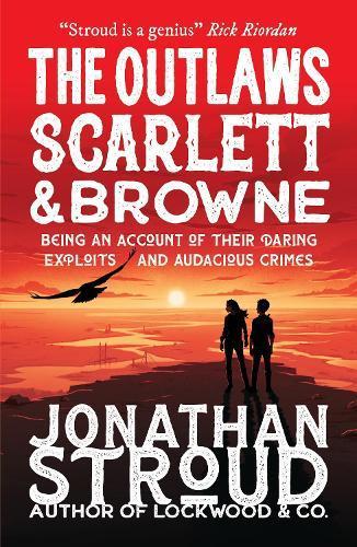 The Outlaws ScarlettandBrowne