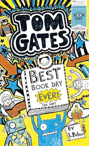 Tom Gates: Best Book Day Ever (SoFar)