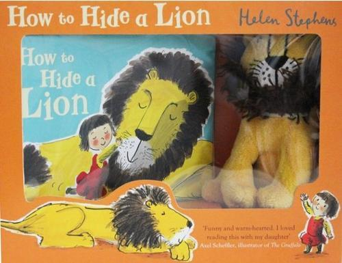 How to Hide a LionGiftSet