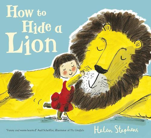 How to HideaLion
