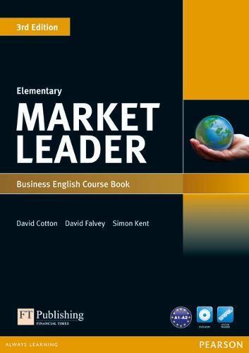 Market Leader 3rd Edition Elementary Coursebook &DVD-RomPack