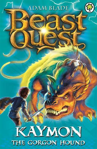 Beast Quest: Kaymon the Gorgon Hound: Series 3Book4