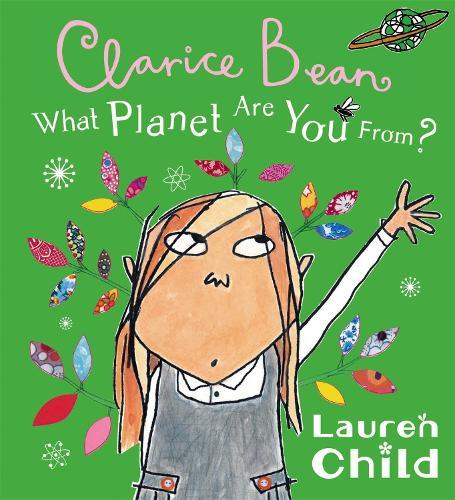 What Planet Are You FromClariceBean?