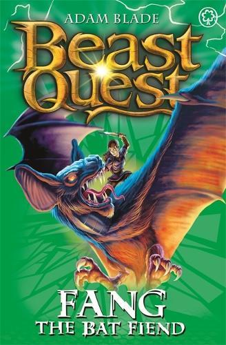 Beast Quest: Fang the Bat Fiend: Series 6 Book 3