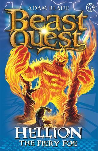 Beast Quest: Hellion the Fiery Foe: Series 7Book2
