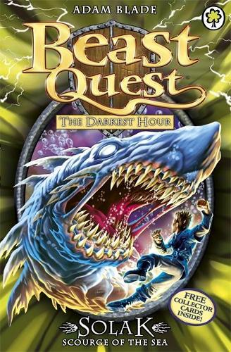 Beast Quest: Solak Scourge of the Sea: Series 12Book1