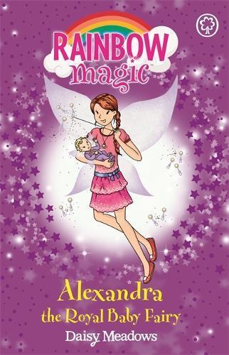 rainbow magic alex andra the royal baby fairy meadows daisy ripper georgie
