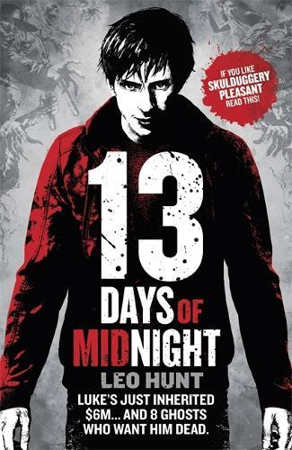 Thirteen Days of Midnight: Book 1