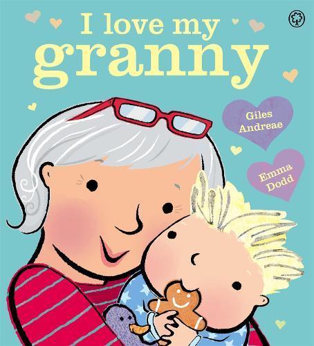 I Love My GrannyBoardBook