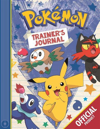 The Official Pokemon Trainer's Journal