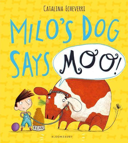 Milo's DogSaysMOO!