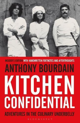 Kitchen Confidential:Insider'sEdition