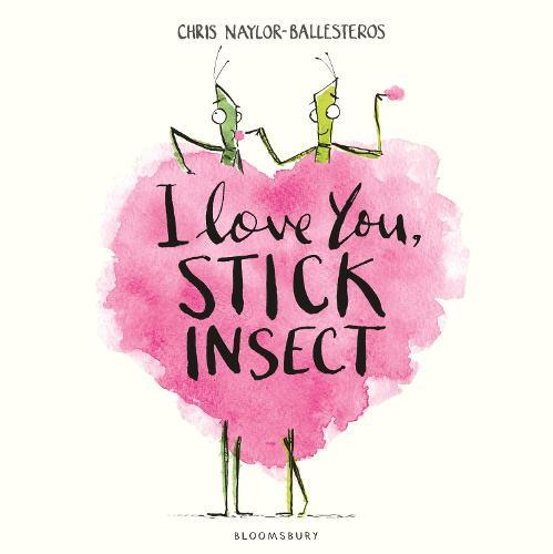 I Love You,StickInsect