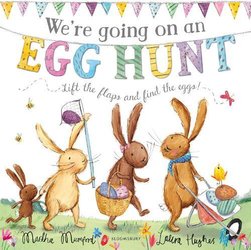We're Going on anEggHunt