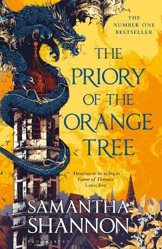 The Priory of the Orange Tree: THE NUMBER ONE BESTSELLER