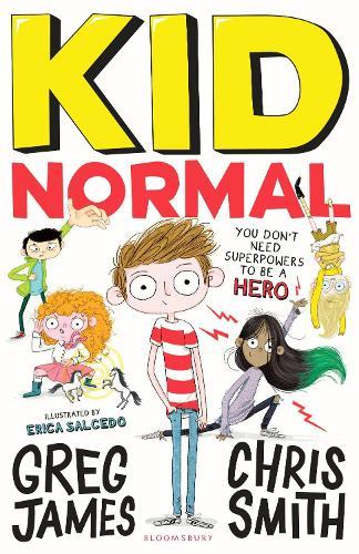 Kid Normal: Kid Normal 1