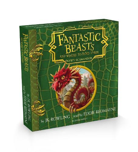 Fantastic Beasts and Where to Find Them (Audiobook)