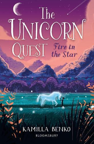 Fire in the Star (The Unicorn Quest, Book 3)