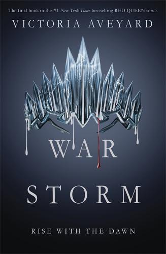 War Storm: Red QueenBook4