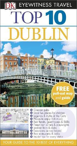 DK Eyewitness Top 10 TravelGuide:Dublin