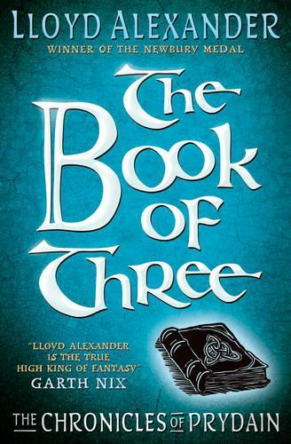 The Chronicles of Prydain 1: The BookofThree
