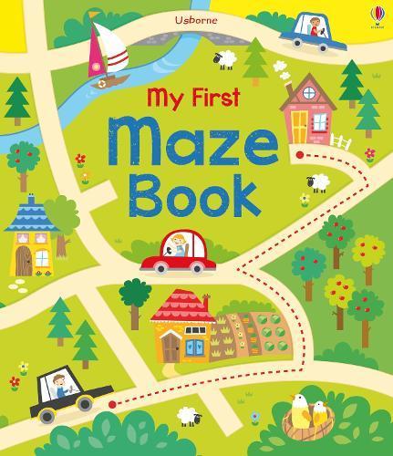 My FirstMazeBook