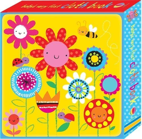 Baby's Very First Clothbook(Yellow)